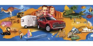 Caravanning with Kids review