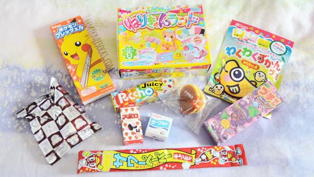 Japan Candy Box - Best Gift For Dad Who Loves Janpan