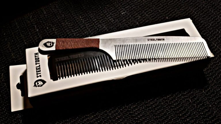 Steel Tooth Comb Review: Combs For Thick Hair
