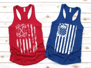 Workout tanks - 4th Of July Gifts For Employees