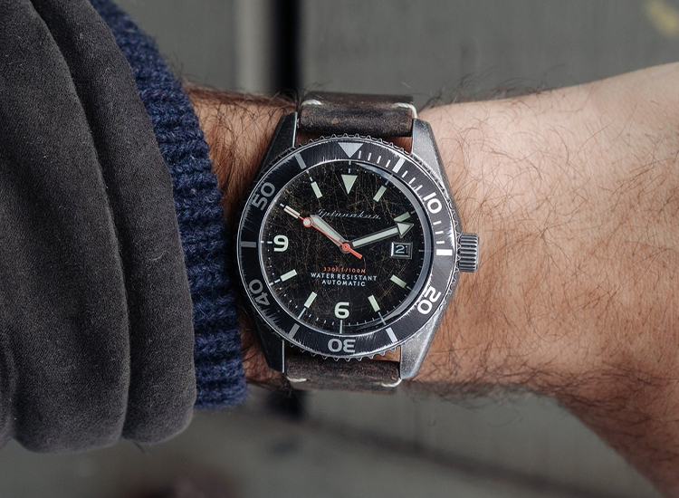 Spinnaker Watches - Best gift for Dad