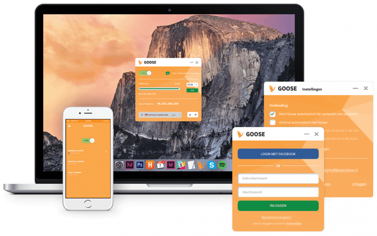 3 Steps To Use Goose VPN For Free [2021 Review]