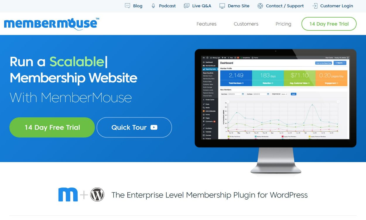 MemberMouse review