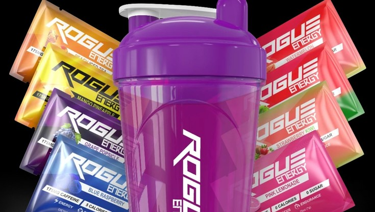 Rogue Energy review – New Energy Drink For Gamers