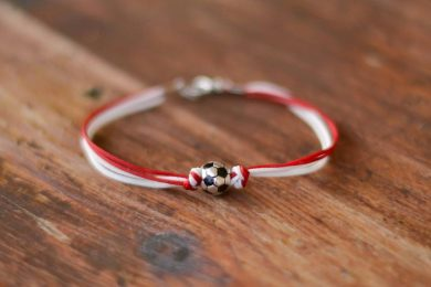 Soccer Bracelet - Jewelry Gifts For Men
