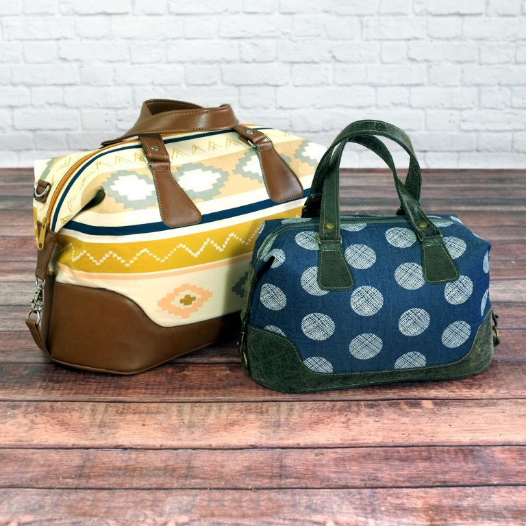 Swoon Sewing Patterns review: Make Your Own Functional Bags So Easy