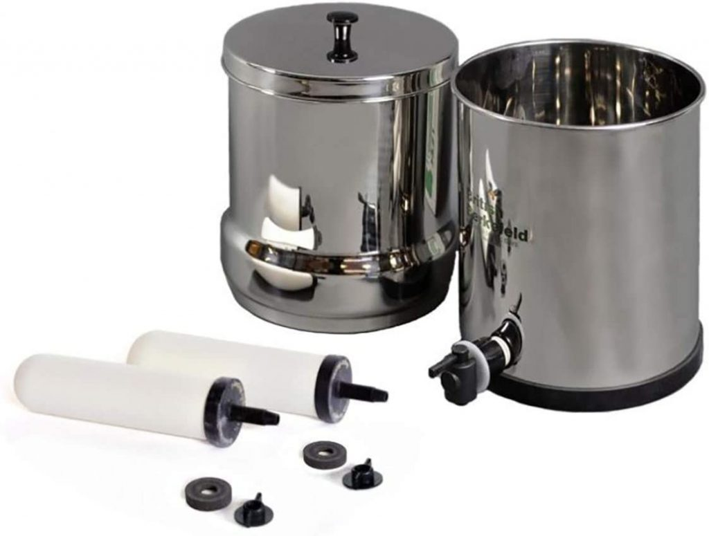 Wisemen Trading And Supply review -Doulton Water Filter SS 2 Gal