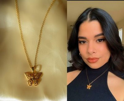 Butterfly Dream Necklace - DBL Jewelry Review