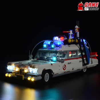 Ghostbusters Light Kit - Game of Bricks review