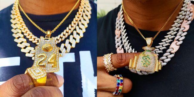 Golden Boyz Review - Trendy Hip Hop Jewelry
