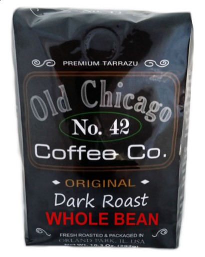Old Chicago Coffee review No.42