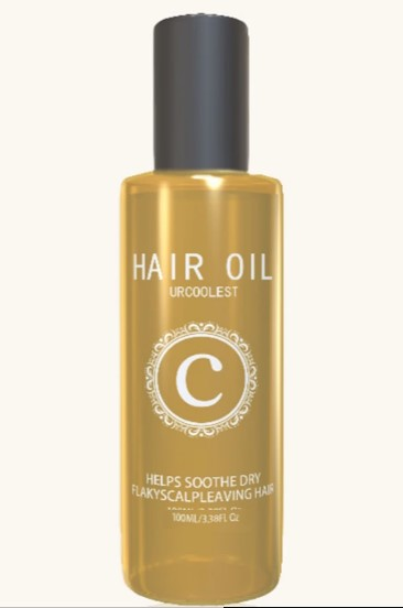 UrCoolest review hair oil